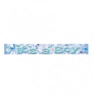 Baner foliowy  It's a Boy