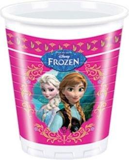 Dekoracje Urodzinowe I Imprezowe Frozen Kubki Plastikowe Talerze