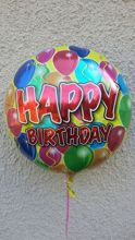 Balon foliowy-Happy Birthday.