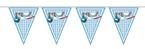 Baner z flagami- Baby Shower